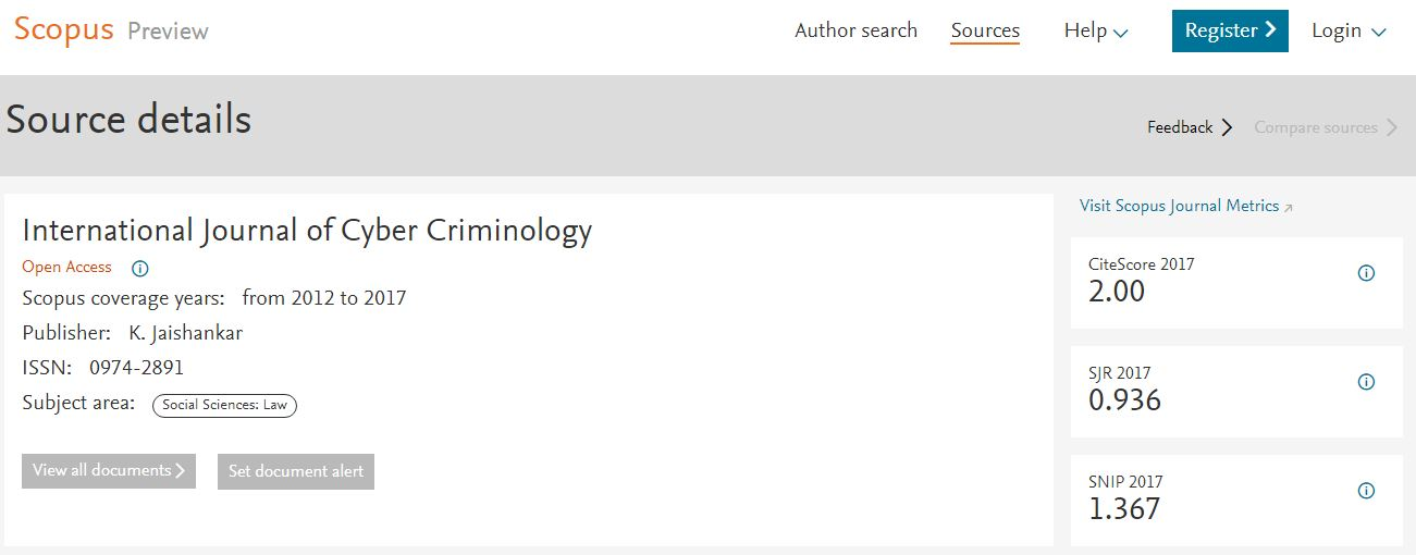 Study criminology in canada